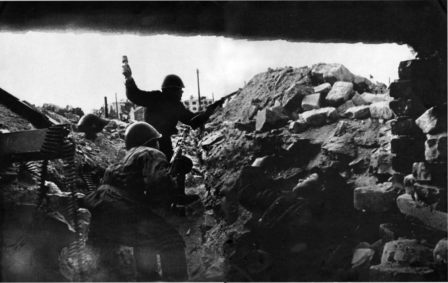 Битва за Сталинград: к 70-летию