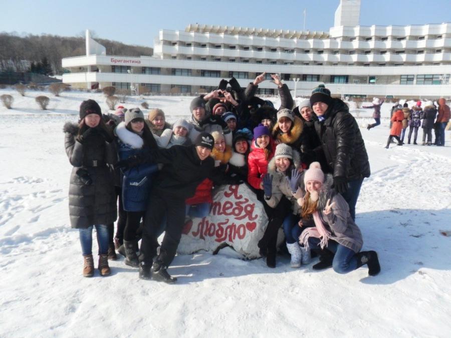 «Молодые лидеры России»