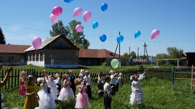 Прощай, чудесный детский сад, нам здесь жилось так весело…