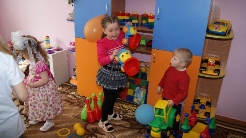 Детский смех и веселье!  В «Теремке» — новоселье!