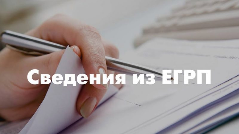 Новый формат предоставления сведений ЕГРП