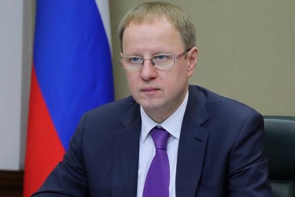 Губернатор Алтайского края Виктор Томенко принял участие в заседании Правительственной комиссии по региональному развитию
