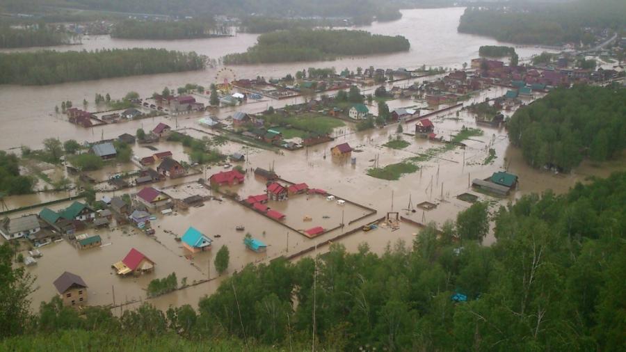 А был ли паводок в Алтайском крае в этом году?