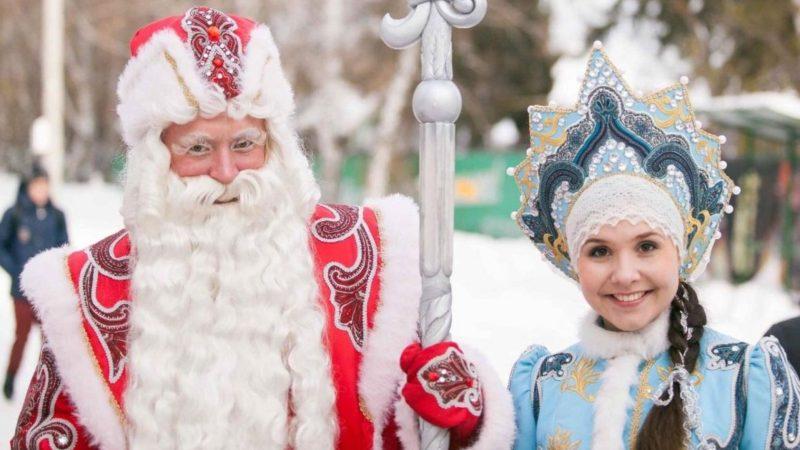 Приглашаем школьников Алтайского края  побывать в Барнауле на Новогодних праздниках и зимних каникулах