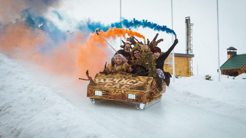 Готовьте сани к «Сибирской Масленице»!