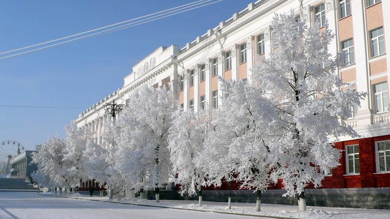 В АлтГУ представят проекты по устойчивому развитию районов Алтайского края