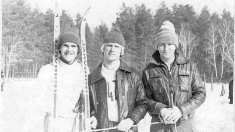 Славные традиции лыжного спорта