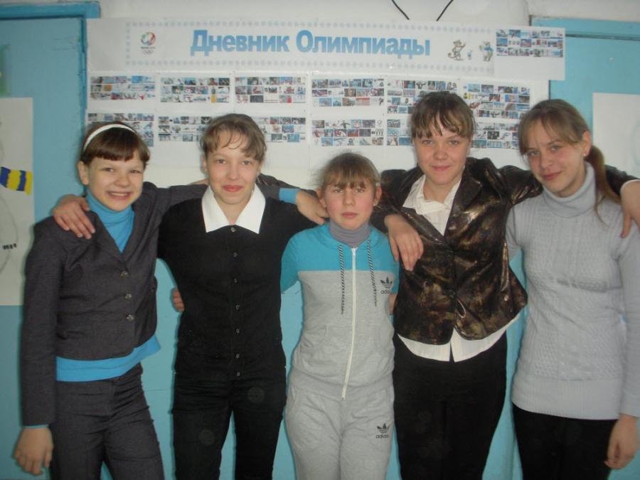 Джентльмены из Усть-Кажинской школы
